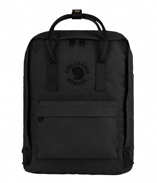 Fjallraven  Re-Kanken black (550)