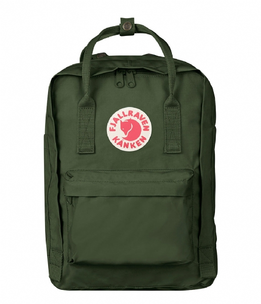Fjallraven  Kanken 13 inch forest green (660)