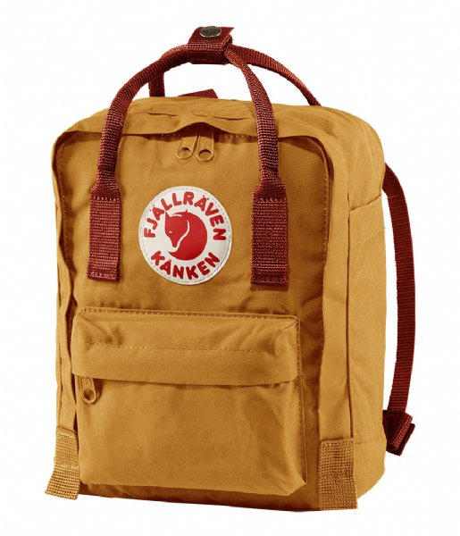 Fjallraven  Kanken Mini acorn ox red (166-326)