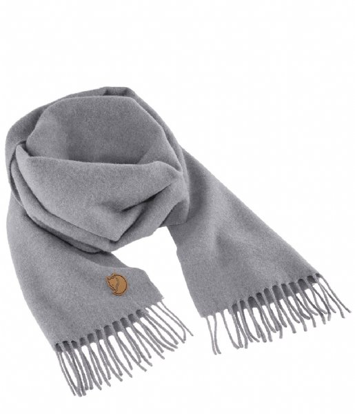 Fjallraven  Solid Re-Wool Scarf grey (020)
