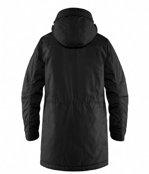 Fjallraven  Singi Wool Padded Parka black (550)