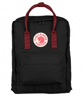 Fjallraven Kanken black ox red (550-326)