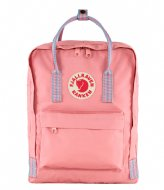Fjallraven Kanken Pink long striped (312-909)