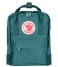 FjallravenKanken Mini frost green (664)