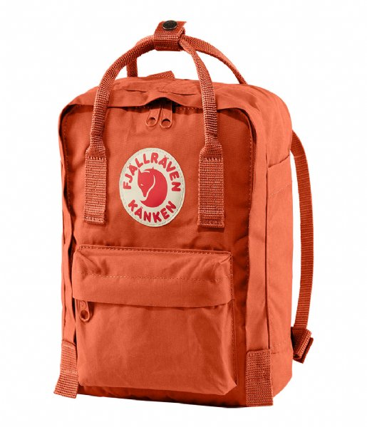 Fjallraven  Kanken Mini rowan red (333)
