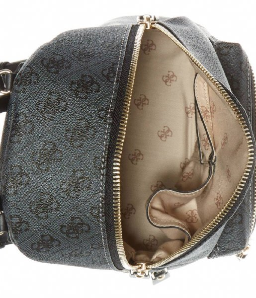 Leeza Small Backpack brown Guess | The Little Green Bag