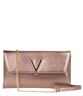 Valentino Handbags Flash Clutch bronzo